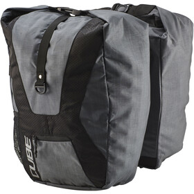 Cube Travel alforjas, anthracite